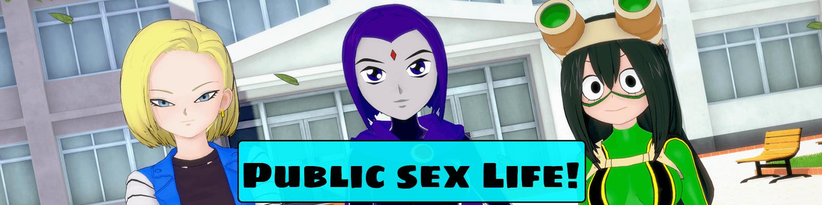 Public Sex Life [v0.31] [ParadiceZone] - VisitMama